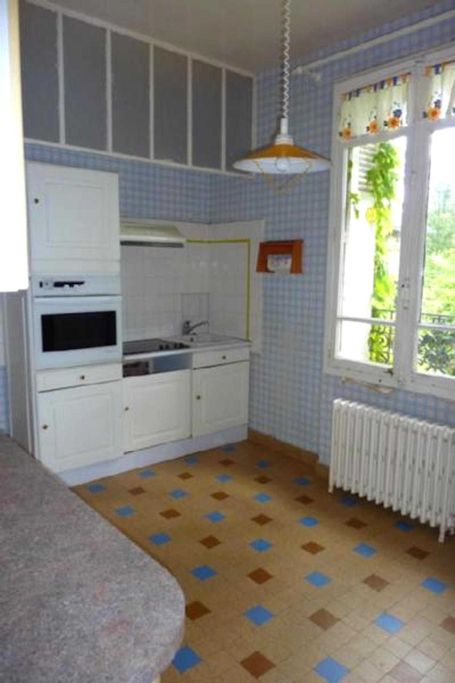 Un charme fou achat maison beaucoup de charme pour cette for Maison charme et tradition